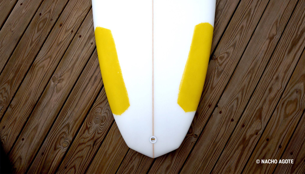 tabla de surf perfecta